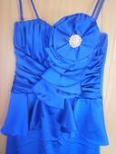 Dlhe spolocenske saty- kralovska modra, 38