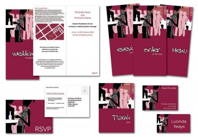 INVITATIONS - Obrázok č. 40