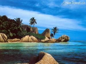 tu by tiež mohla byť...alebo radšej svadobná cesta....Seychely
