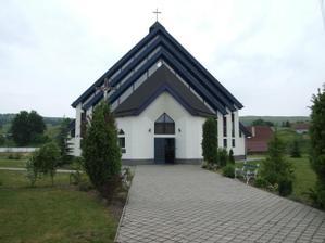 Kostol Panny Márie Karmelskej v Korytárkach