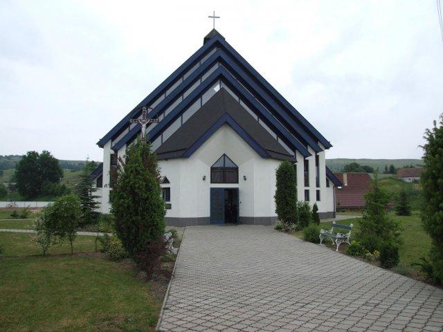 Katarína Malatincová{{_AND_}}Marek Gabriš - Kostol Panny Márie Karmelskej v Korytárkach