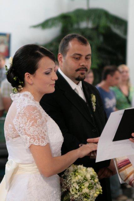 Katarína Malatincová{{_AND_}}Marek Gabriš - Manželský sľub