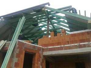 robí sa strecha