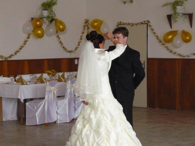 Michaela Cirnerová{{_AND_}}Martin Pillár - svadobny tanec