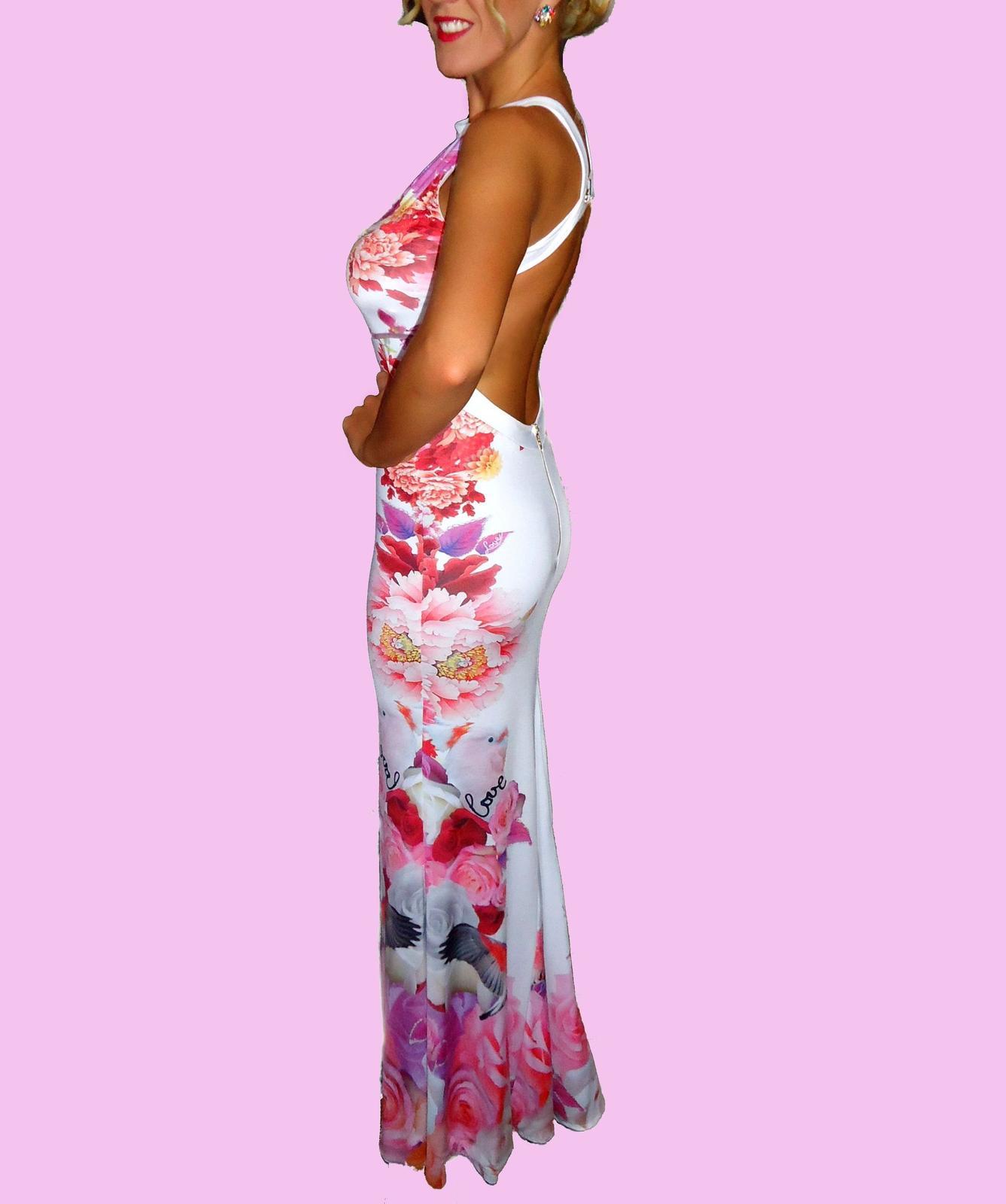 Spoločenské šaty zn.Sugarbird - Obrázok č. 1