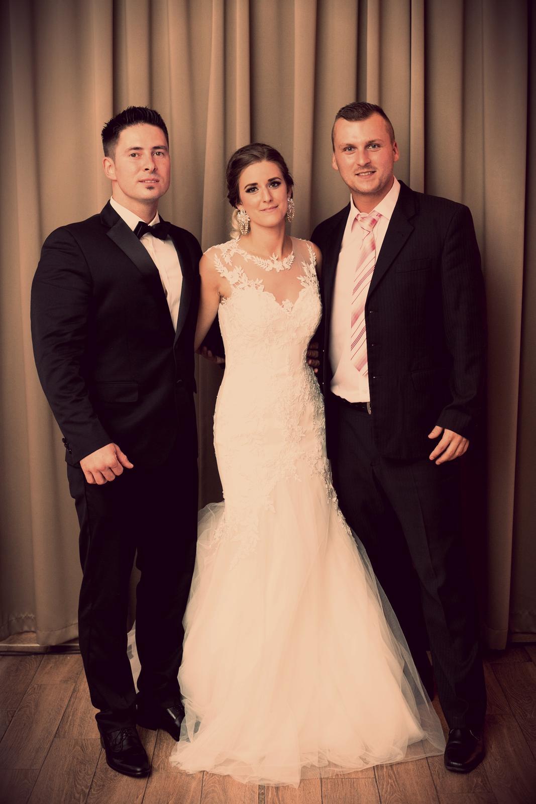 Ahojte My sme mali svadbu... - Obrázok č. 1