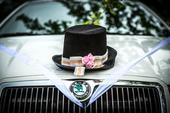 Vintage klobouk,