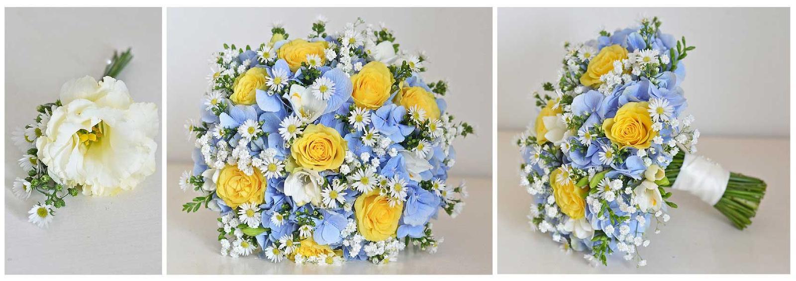 Hobití svatba - květiny - Obrázek č. 2