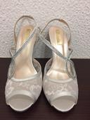 svatební sandálky, 39
