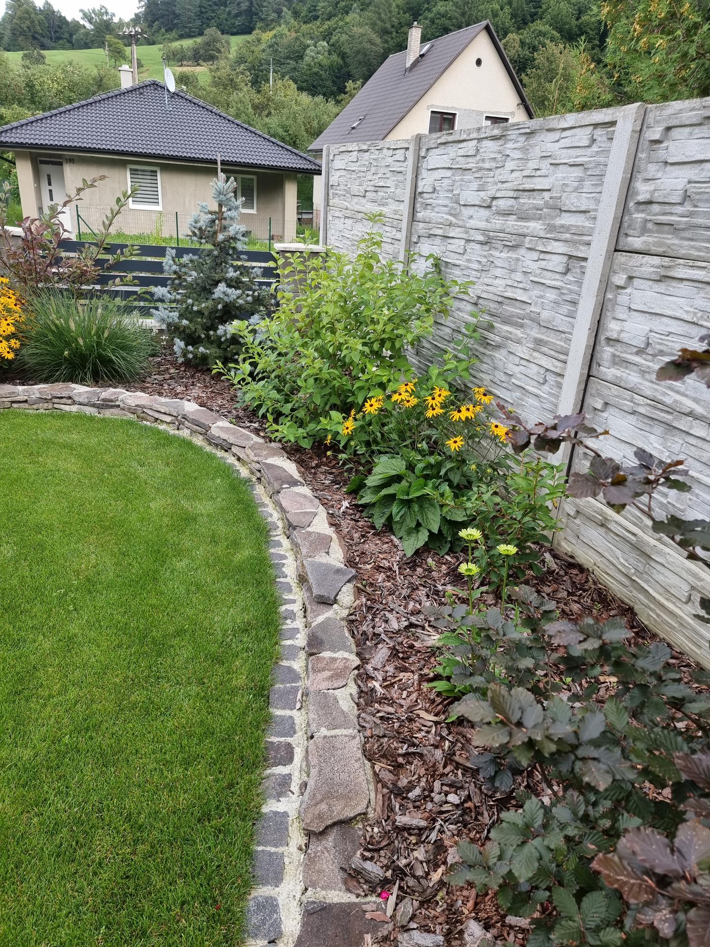 Rok v zahrade... - Obrázok č. 36