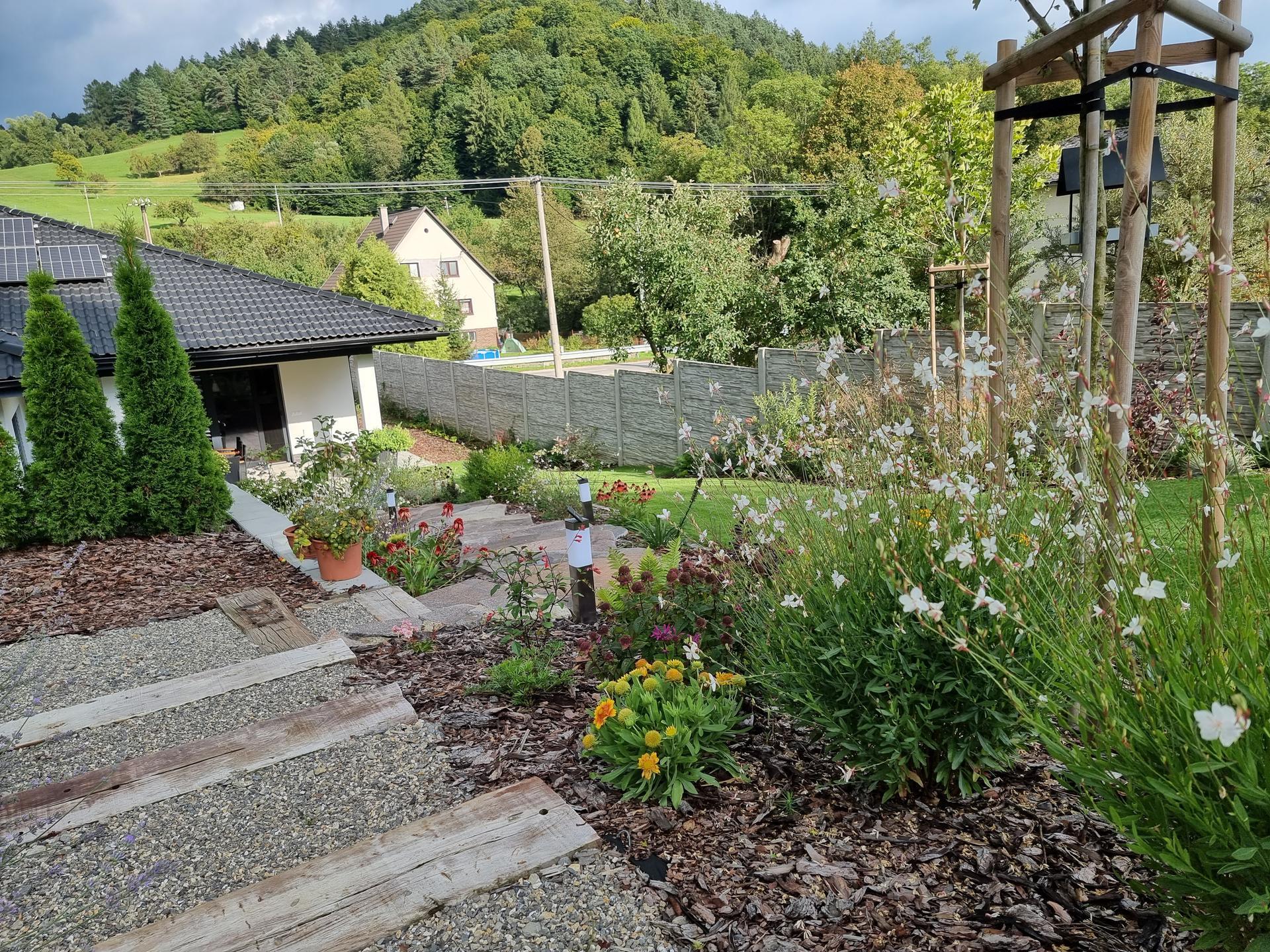 Rok v zahrade... - Obrázok č. 39