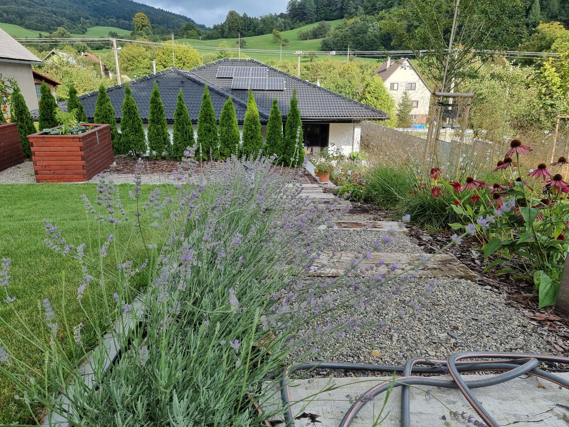 Rok v zahrade... - Obrázok č. 44