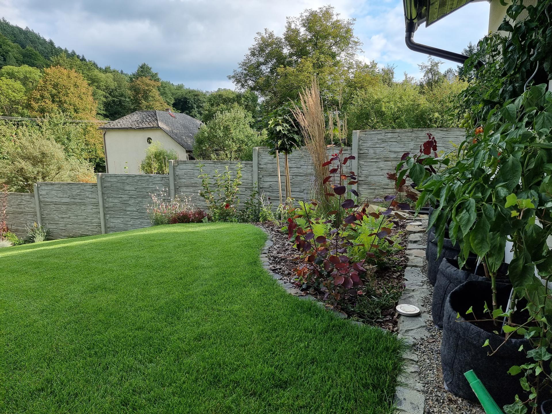 Rok v zahrade... - Obrázok č. 45