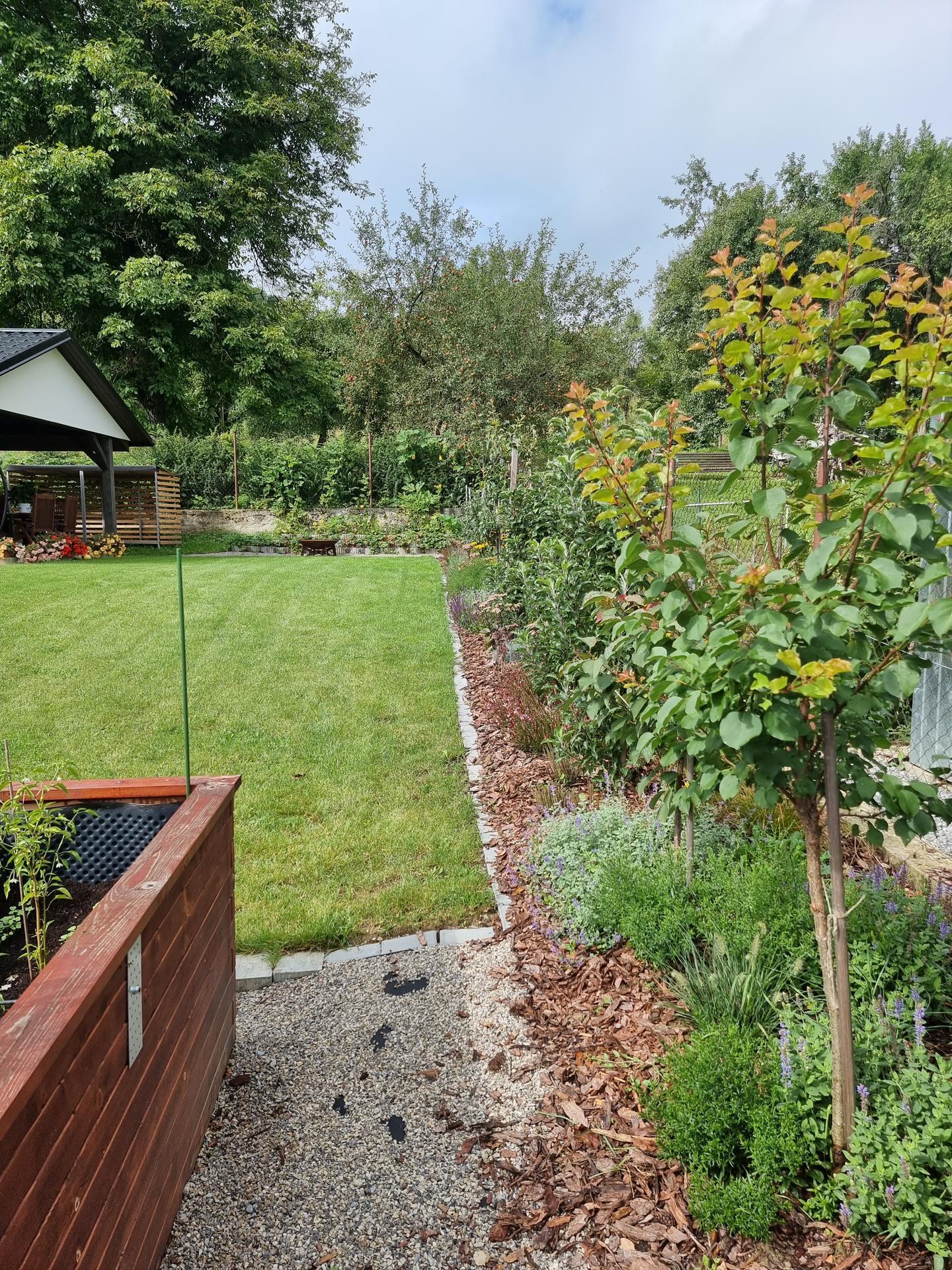 Rok v zahrade... - Obrázok č. 48