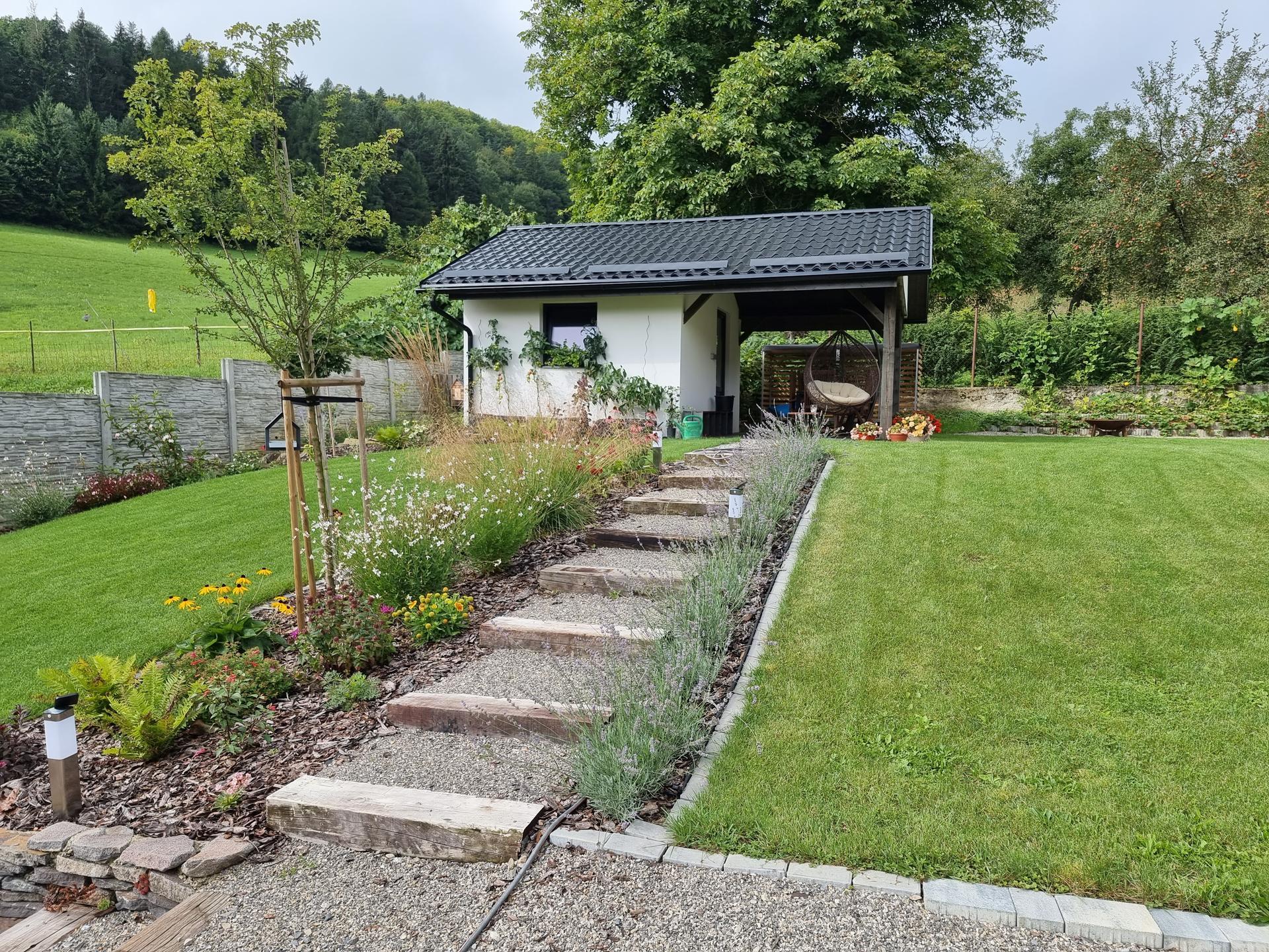 Rok v zahrade... - Obrázok č. 47