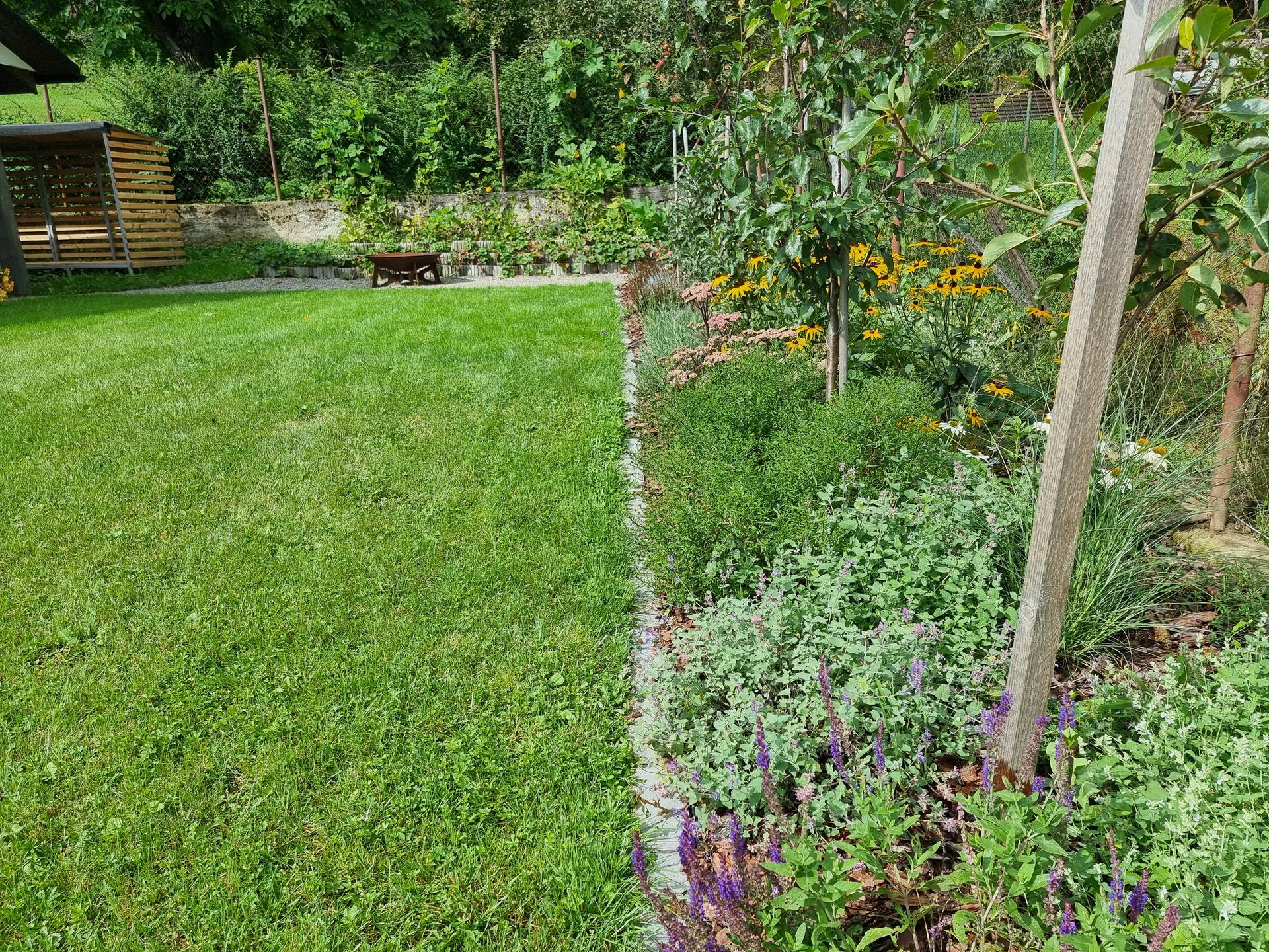 Rok v zahrade... - Obrázok č. 51