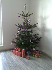 stromešek a dárešky..
