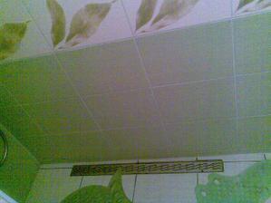 žľab v sprchovacom kúte