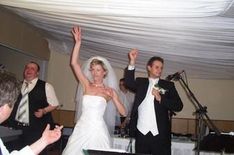 boli sme naozaj bláznivý manželský párik....