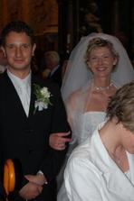 šťastní a spokojní manželia Koritinoví...