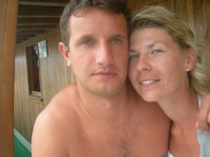 ...stastni natavajuci rodicia...este nic netusime....3 mesiace po svadbe - Chorvatsko