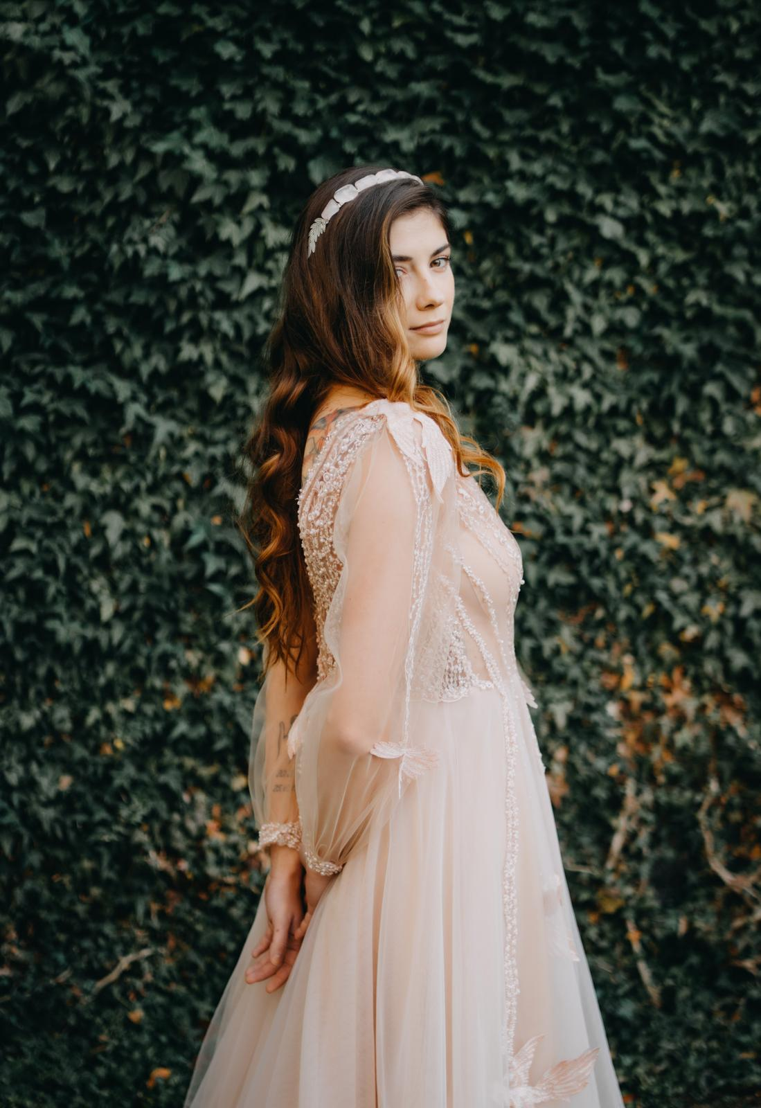 Fotenie svadobných šiat pre salón White Romance - Obrázok č. 9