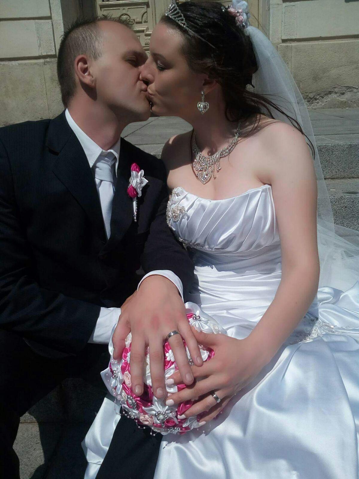 Naša svadba bola enormne... - Obrázok č. 1