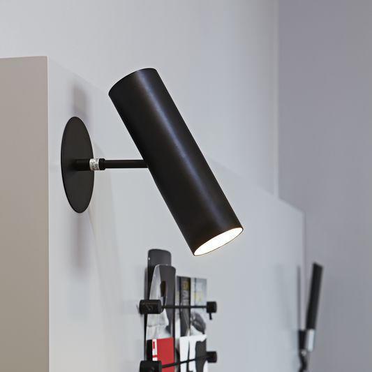 Posezónny výpredaj dizajnových svietidiel - Nástenná LED lampa MIB