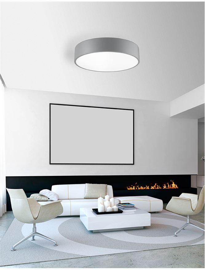 Posezónny výpredaj dizajnových svietidiel - Stropné svietidlo Roda