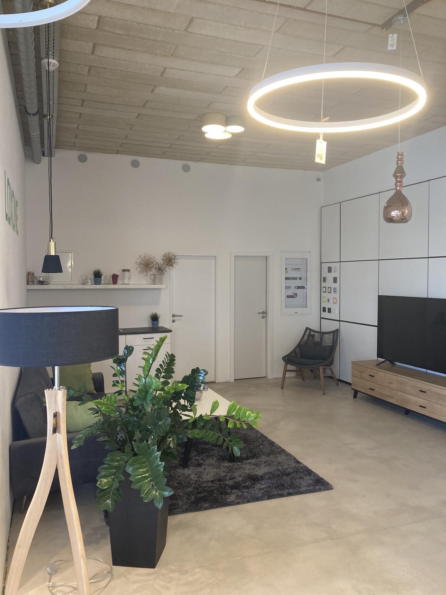TOZO Gallery - showroom svietidiel a smart home LOXONE - Obrázok č. 3