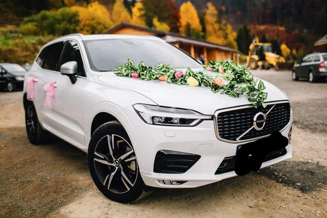Výzdoba svadobného auta - Obrázok č. 1