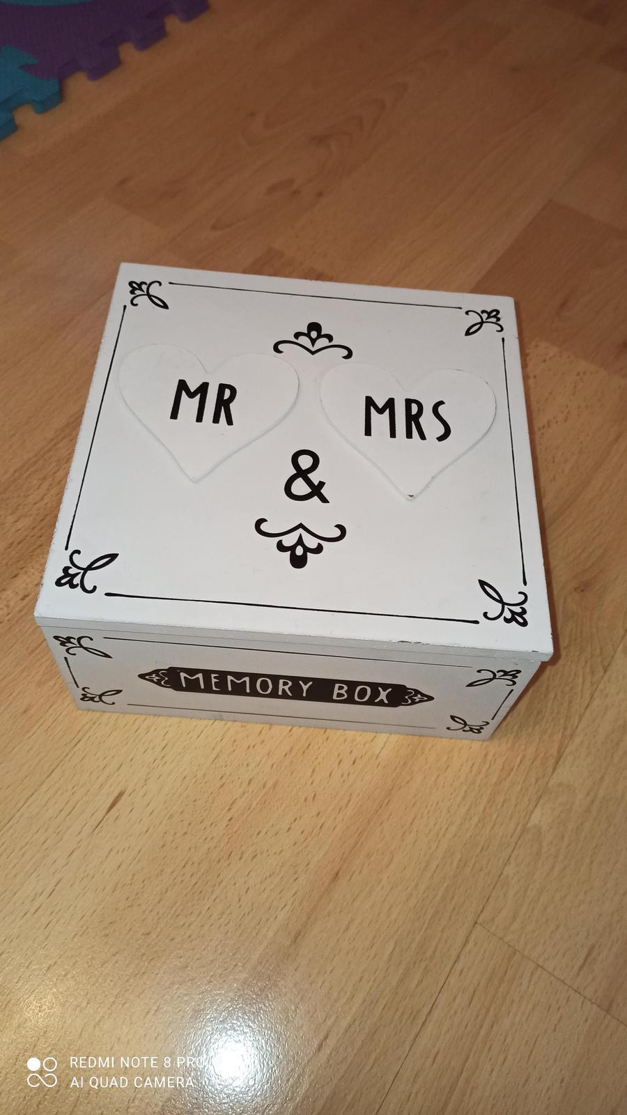 krabička MRS a MR - Obrázek č. 1