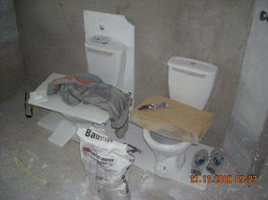 WCka sú nachystané, stačí ich len osadiť :-)