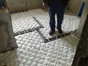 + podlahové kúrenie