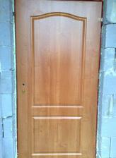 Vitajte! Tieto dvere sú zatial len provizórne, nové skladujeme v pivnici