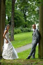 Novomanželé :))