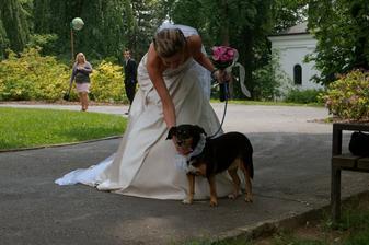 Nejůžasnější svatebčan :)))