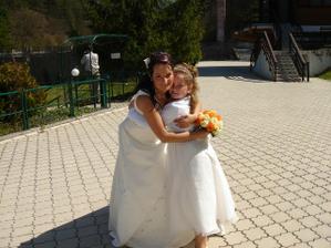 s mojou neterkou Natalkou
