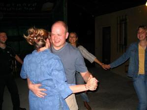 první taneček novomanželů:-))