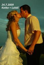 s brachou jsme fotili svatbu kamarada - tak se musim pochlubit jak fotky dopadly :-)