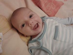 Dominik - 3 mesiace