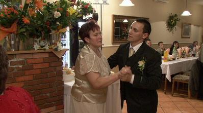 Tomas s maminou