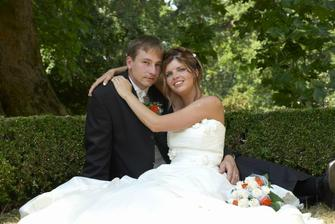 Novomanželé!!!Ale vezmeme to postupně :-)
