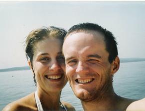 Dúfame že svadobná dovolenka bude aspoň taká super ako bola tá v chorvátsku