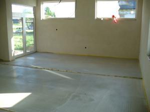 zaliate betonom......vlastne je to nieco lepsie, tzv. Floorpakt....
