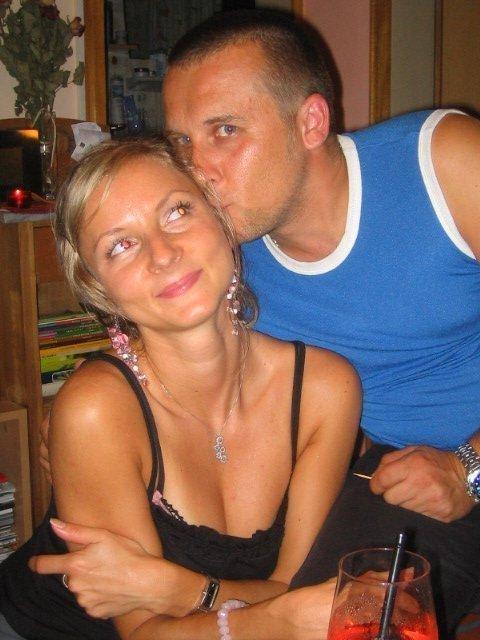 Bude svadba :-)) - ja a Maciek