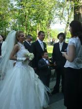 privítanie už manželov podľa zvykov
