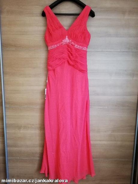 Dámské společenské šaty - Obrázek č. 1