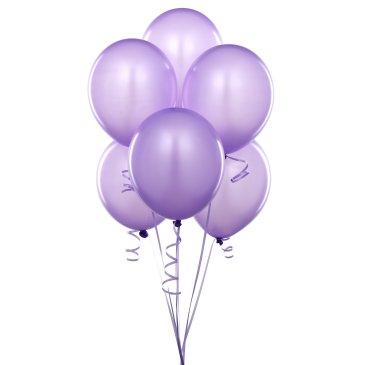Co už máme - Koupené balonky a pumpička.