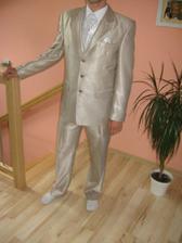 oblek od miláčka vypadá úžašně